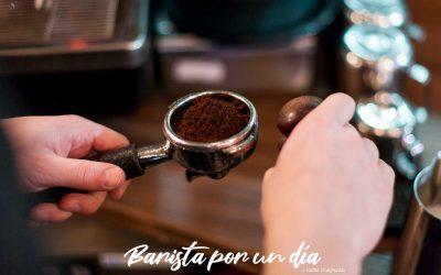 EXPERIENCIAS DE CAFÉ: Barista por un dia