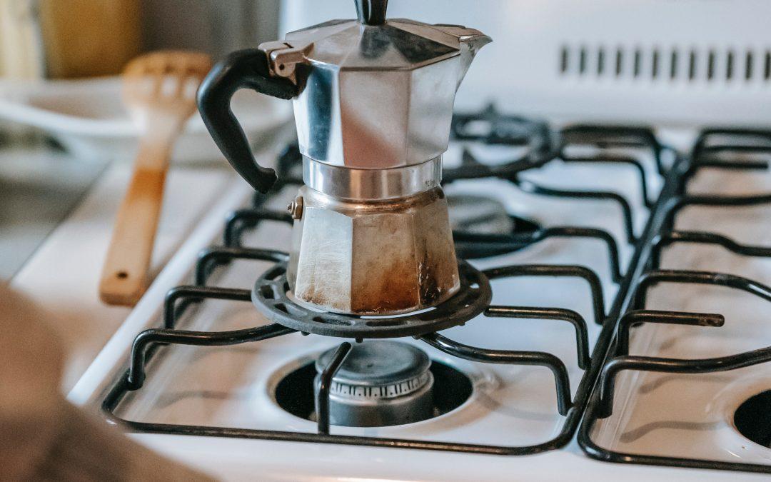 La italiana o moka es la cafetera más usada en los hogares