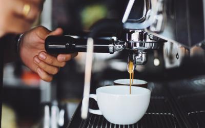 Hacer el espresso